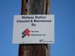 NaeNae Railway Station Contractor Maintanence